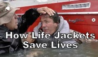How Life Jackets Save Lives Video