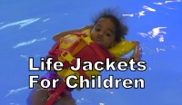 Life Jackets for Children Video